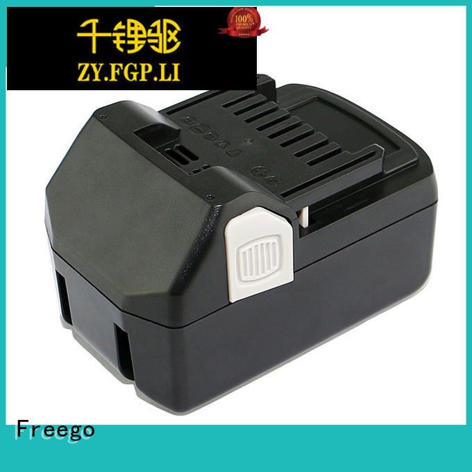 Freego light weight hitachi drill battery ryobi for drill
