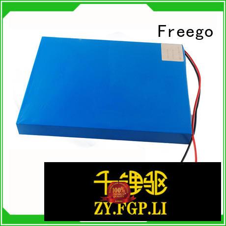 48v lithium battery for solar system application for street lights Freego