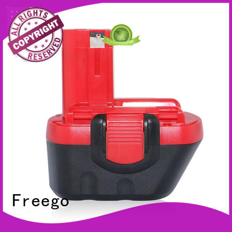 Freego light weight rechargeable drill batteries from China for electric drill