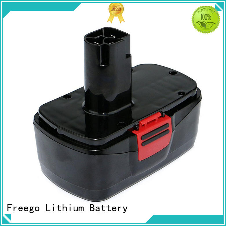 Freego efficient power tool battery series for tool