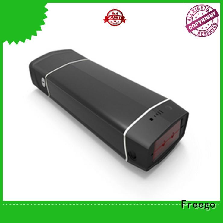Freego packs 48v ebike battery online for electric bike