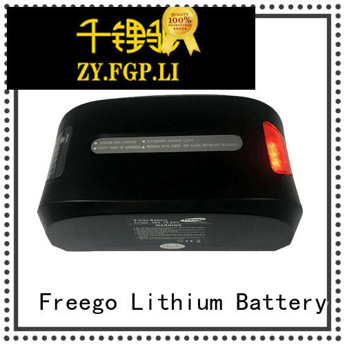 Haibao I-2 24V/36V/48V lithium battery for electric bike