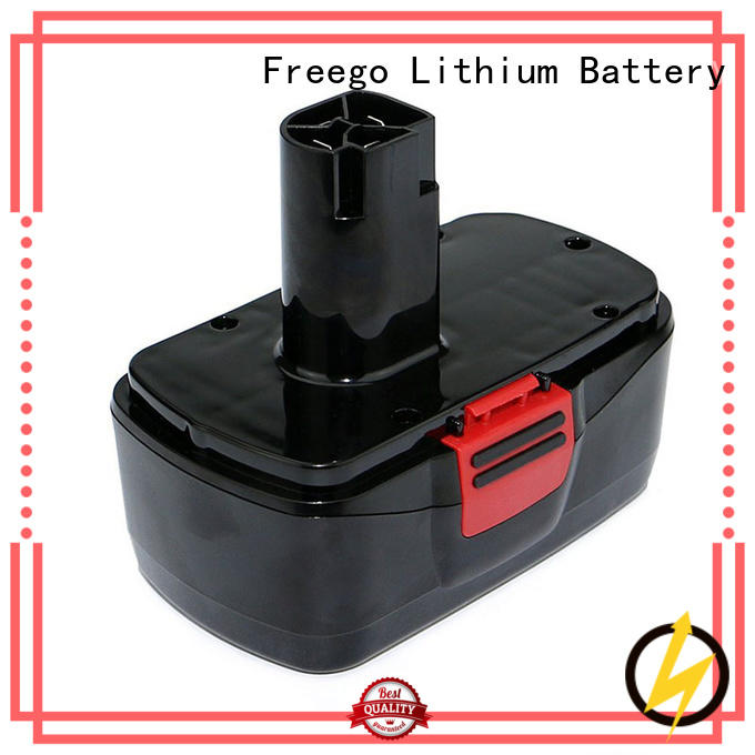 Freego light weight drill master battery series for electric drill