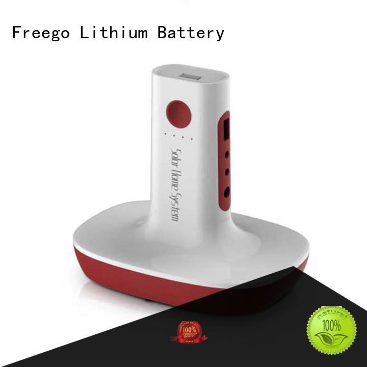 ion portable battery pack on sale for outdoor Freego