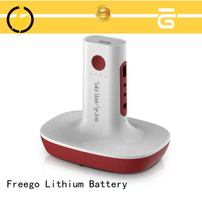 S-913M/916M Portable Battery Lithium Ion Battery with Multifunctional Mini Solar System