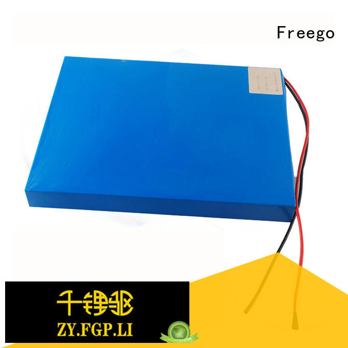 Freego movable best batteries for solar power storage design for street lights