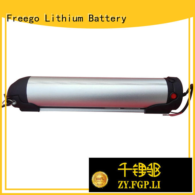 safe lithium ion battery for bike online for electric bike Freego