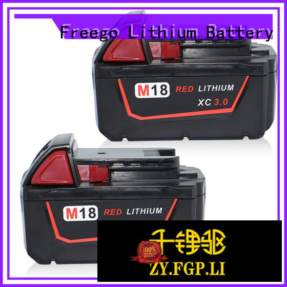 Freego dewalt drill master battery wholesale for instrument