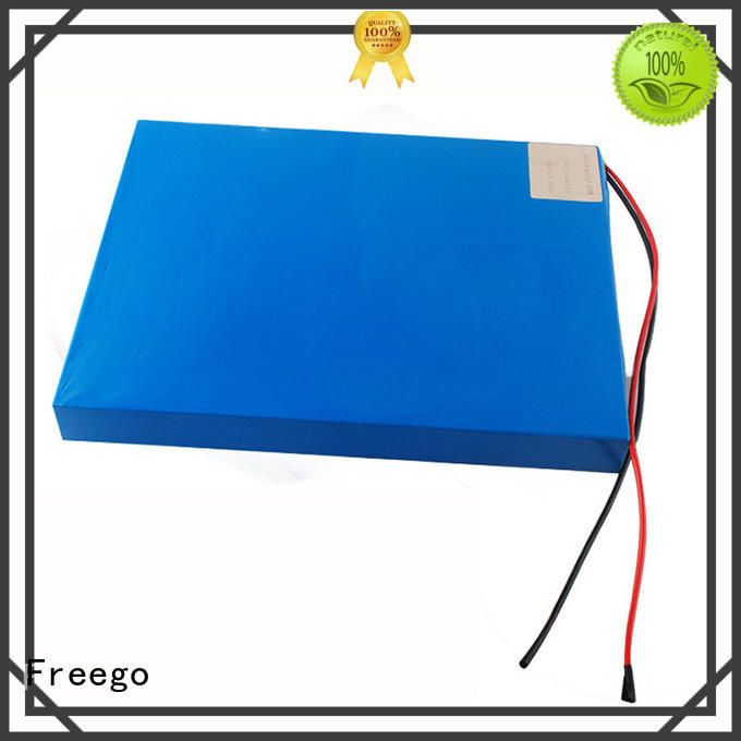 Freego 30ah lithium batteries for solar power storage manufacturer for power banks