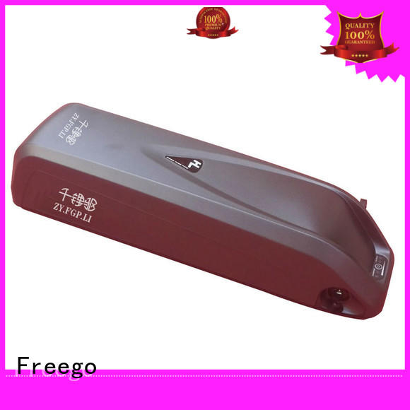Freego professional lithium ion battery for bike lithiumions for e-bike