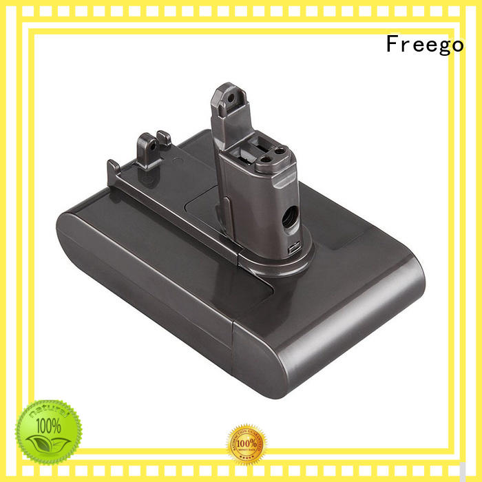 Freego long lasting dyson battery pack manufacturer