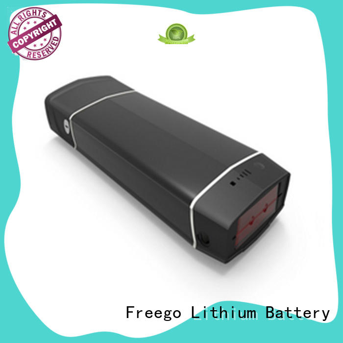 Freego good quality lithium battery for electric bike factory price for electric bike