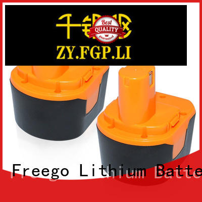 Freego 192v power tool batteries cheap wholesale for instrument