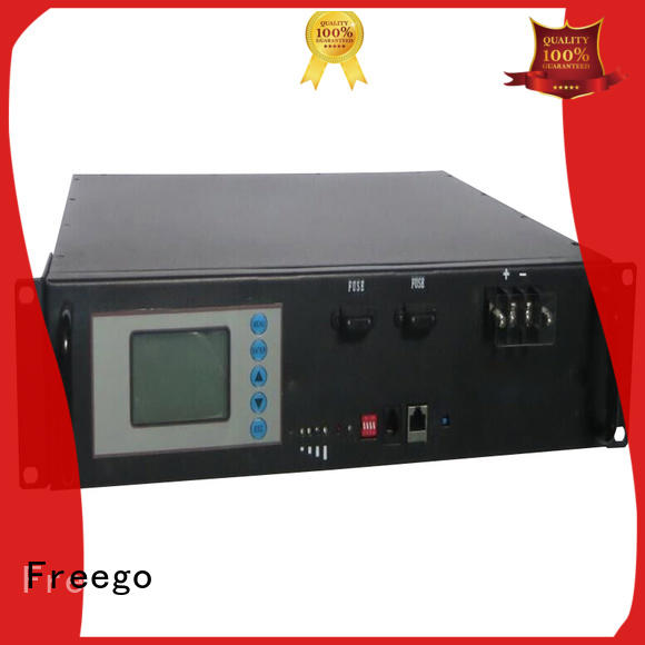 Freego practical lithium ion battery for solar system 50ah for Solar energy storage