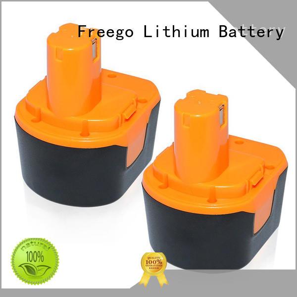 Freego 96v12v144v18v drill battery design for instrument