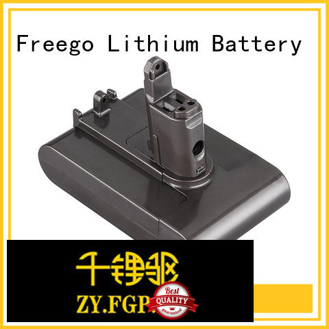 Freego long lasting dyson battery design for household