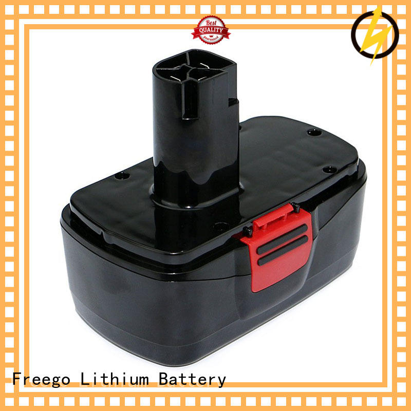 efficient drill battery craftsman design for tool
