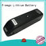 Freego good quality electric cycle battery lithiumion for e-bike