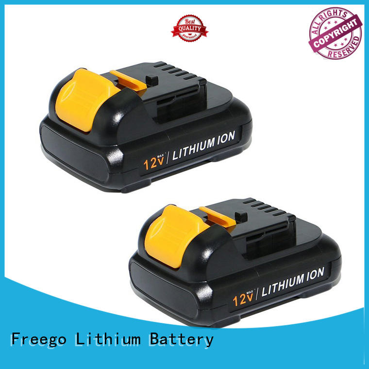 Freego light weight cordless drill battery hitachi for instrument