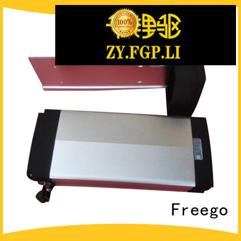 Freego safe electric scooter battery wholesale for e-bike