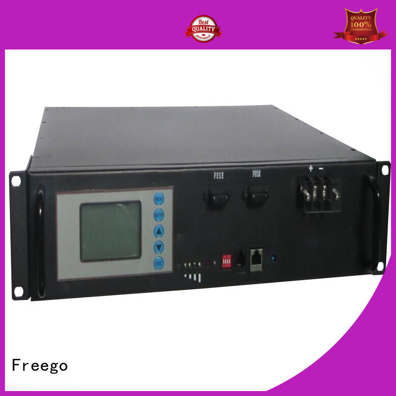 Freego 40ah lithium batteries for solar power storage with good price for street lights