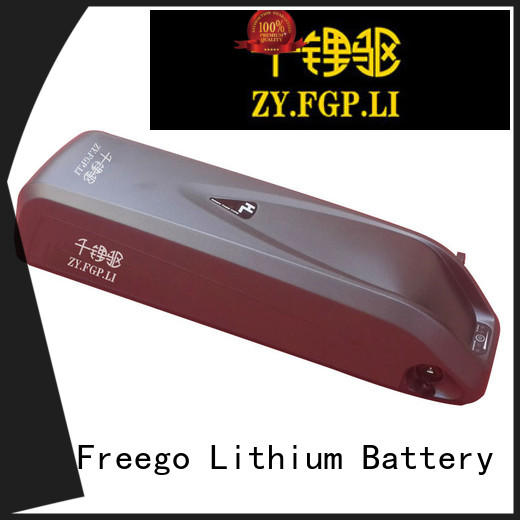 Freego good quality best battery for bike factory price for electric bicycle