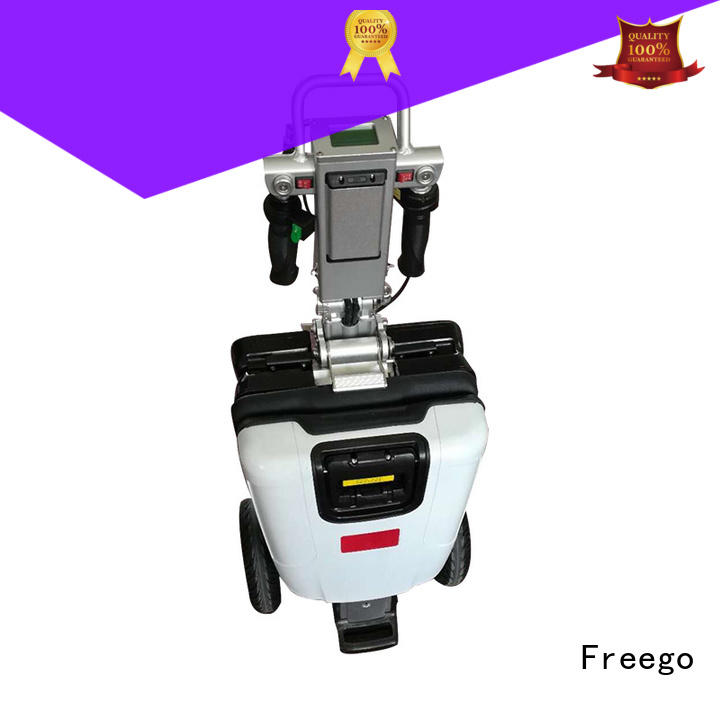 Freego mobility electric scooters with Seat for adult