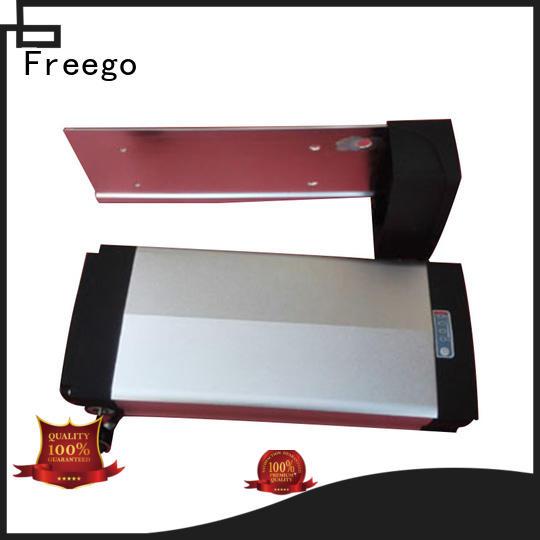 Freego customized 48v ebike battery factory price for e-bike
