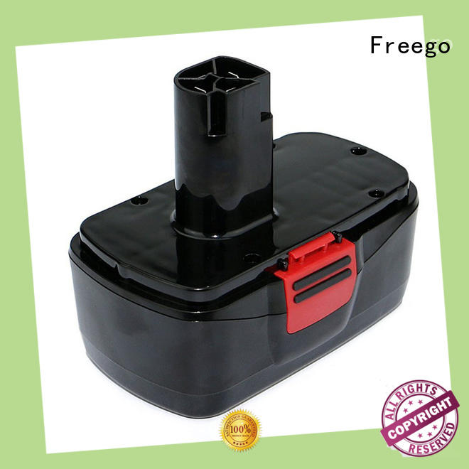light weight cordless tool batteries series design for instrument