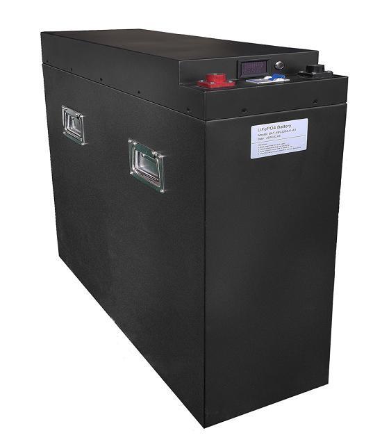 Moveable floor-standing 10KW solar energy storage battery 48V200AH LiFePO4