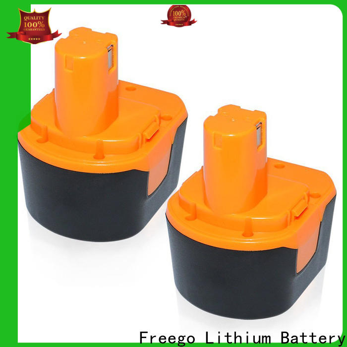 Freego practical drill battery series for drill
