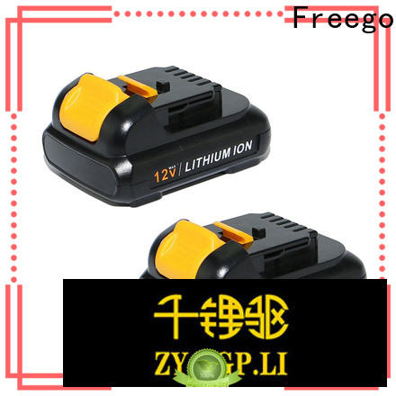 Freego practical cordless drill battery from China for tool