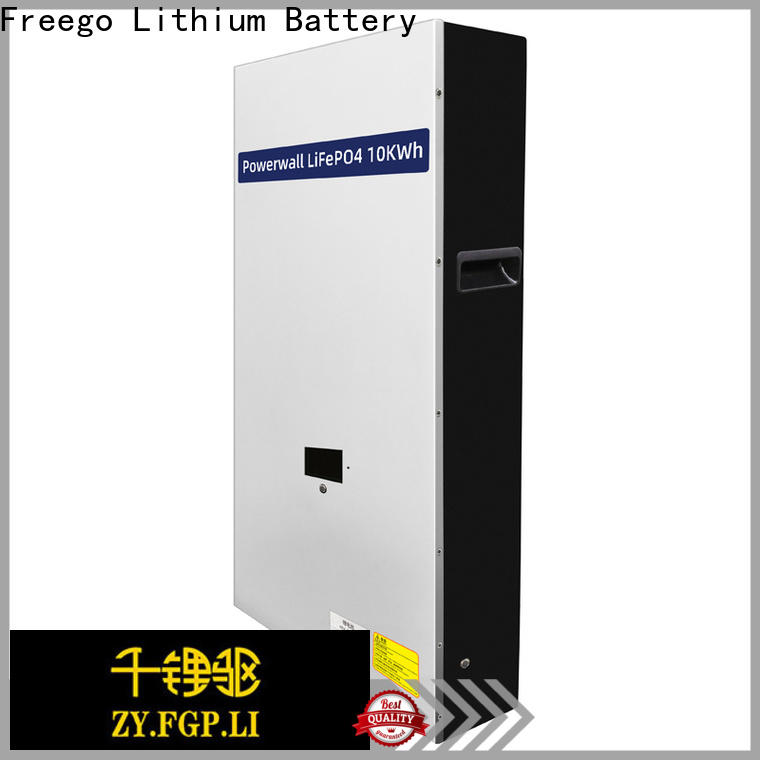 Freego long lasting best battery for solar energy storage inquire now for street lights