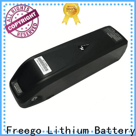 Freego bike electric bicycle battery factory price for bike