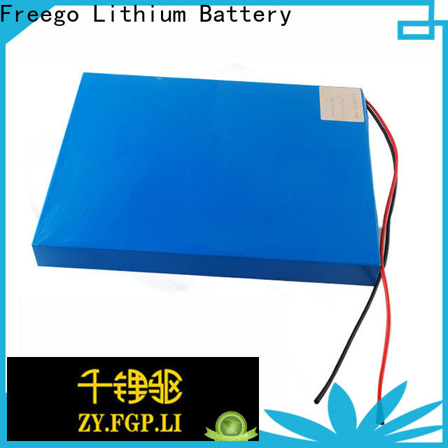 Freego battery lithium battery for solar storage manufacturer for Solar energy storage