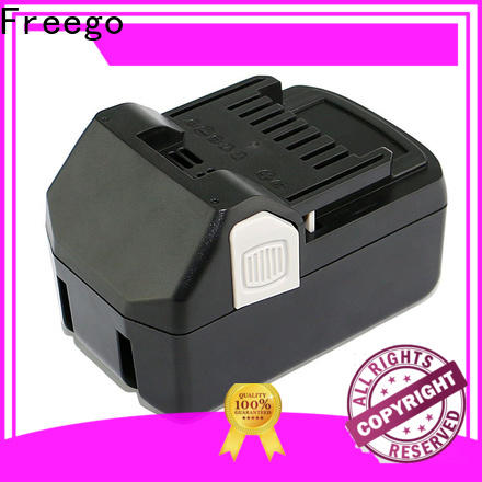 Freego efficient power tool battery design for electric drill