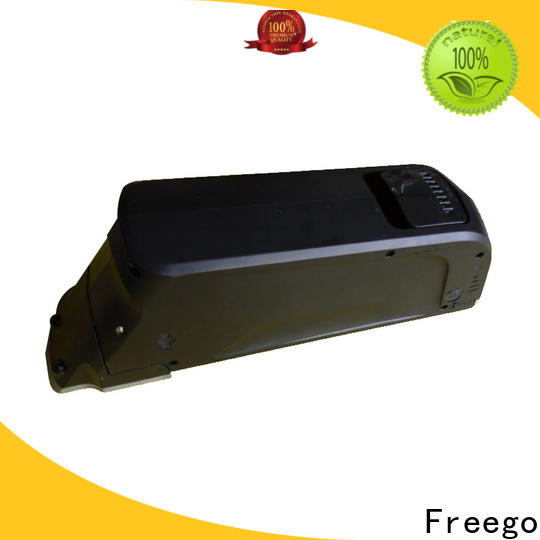 Freego safe ebike lithium battery factory price for bike