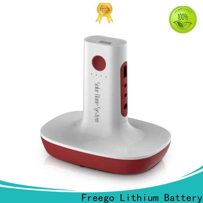 Freego professional portable battery bank manufacturer for tablet
