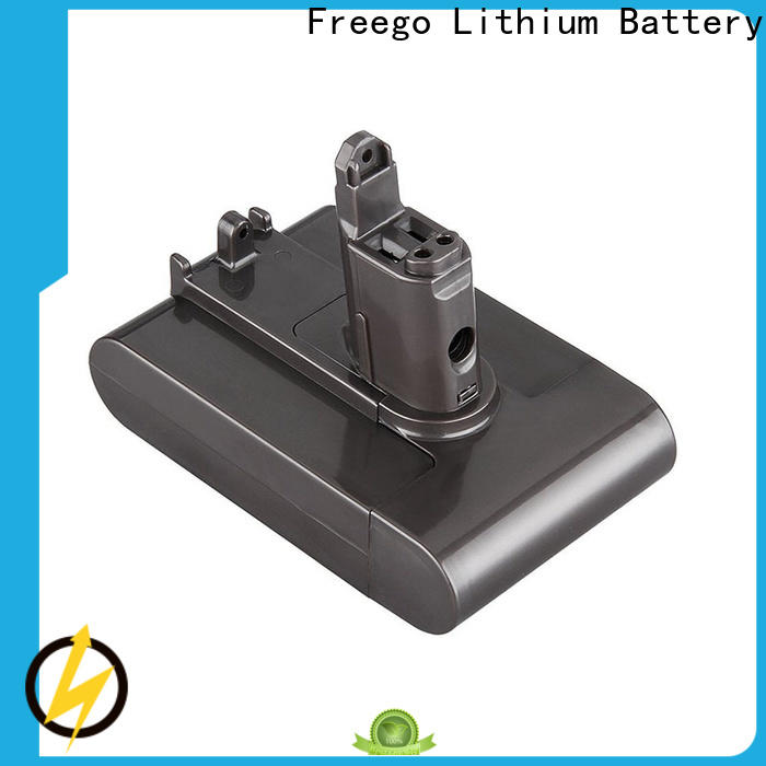Freego professional dyson battery pack manufacturer for Dyson type