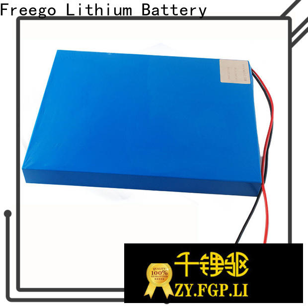 Freego practical storage battery design for power banks