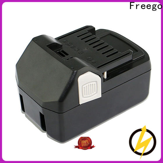 Freego light weight rechargeable drill batteries supplier for instrument