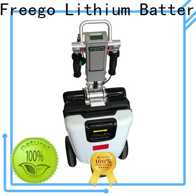 Freego scooter electric mobility scooter supplier for subway