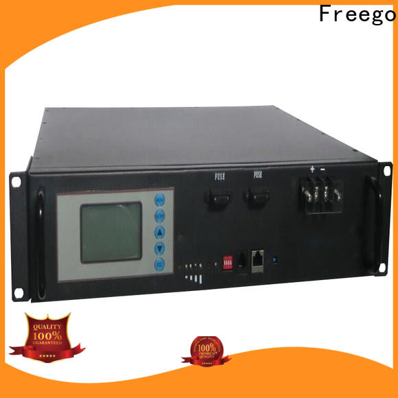 Freego ion lithium batteries for solar power storage manufacturer for Solar energy storage