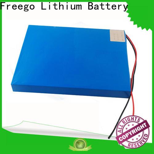 light weight storage battery lighting design for street lights