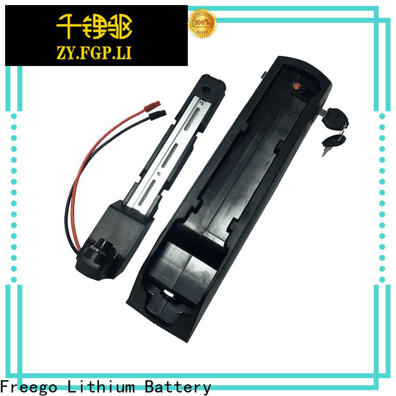 Freego customized lithium ion battery for ebike factory price for electric bike