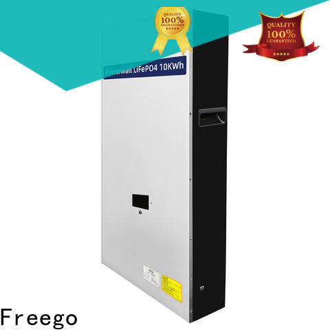 Freego 30ah lithium battery for solar storage inquire now for power banks