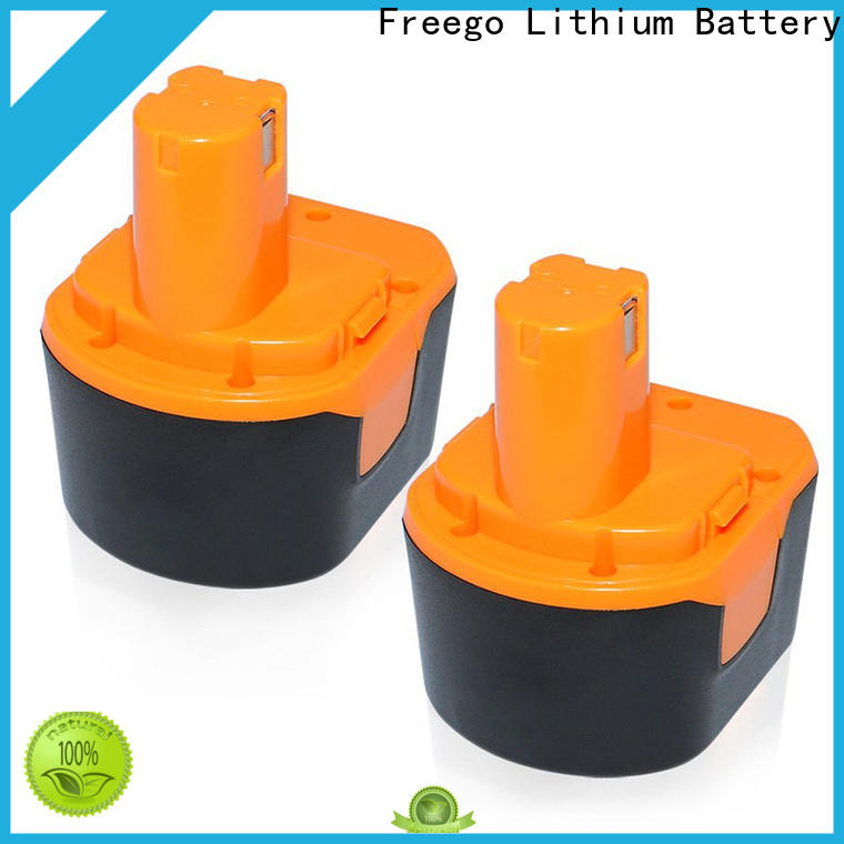 Freego 108v12v18v power tool batteries cheap from China for electric drill