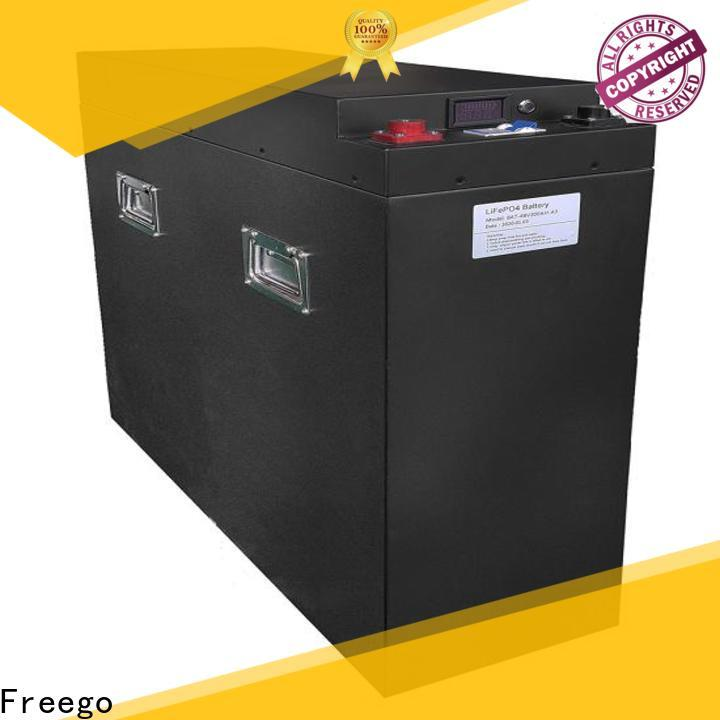 Freego practical best batteries for solar power storage inquire now for Solar energy storage