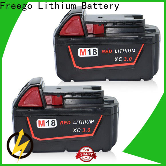 Freego efficient cordless drill battery from China for tool
