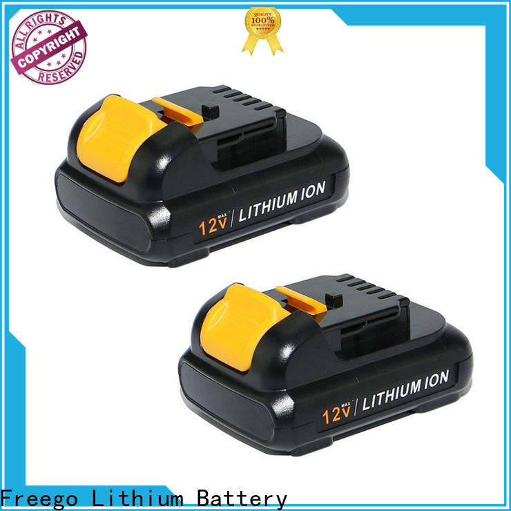 Freego series drill battery series for instrument